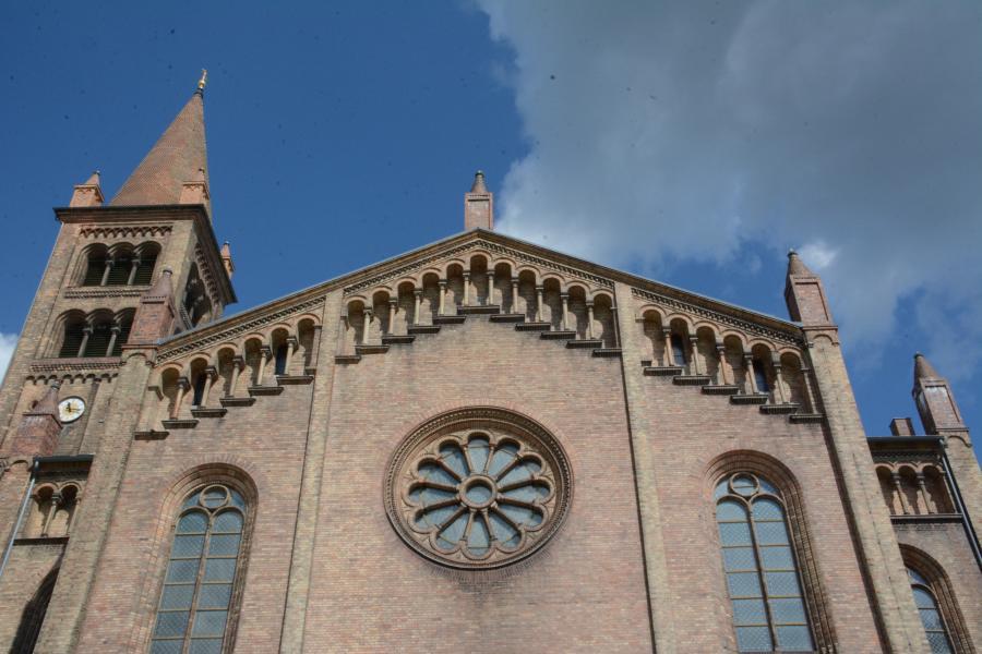 Potsdam - die tolerante Stadt