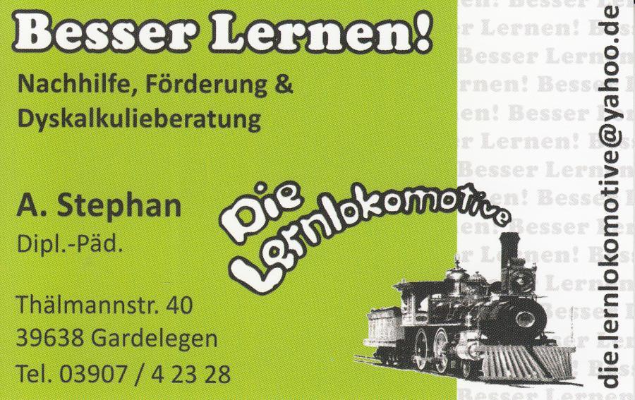 Die Lernlokomotive