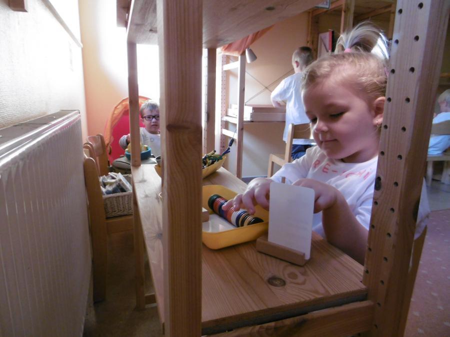 der Bereich: Konstruieren un Nachbauen