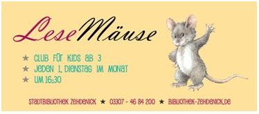LeseMäuse
