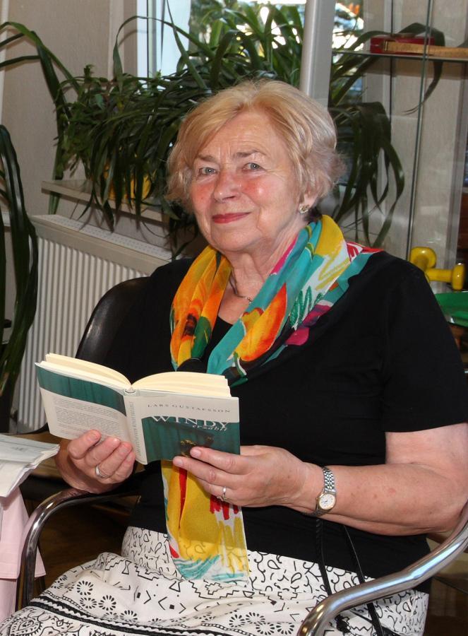 Lesungen Annemarie Nürnberger
