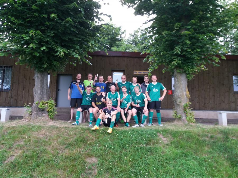 Letzter Spieltag 2.Mannschaft gegen Crispendorf 2018