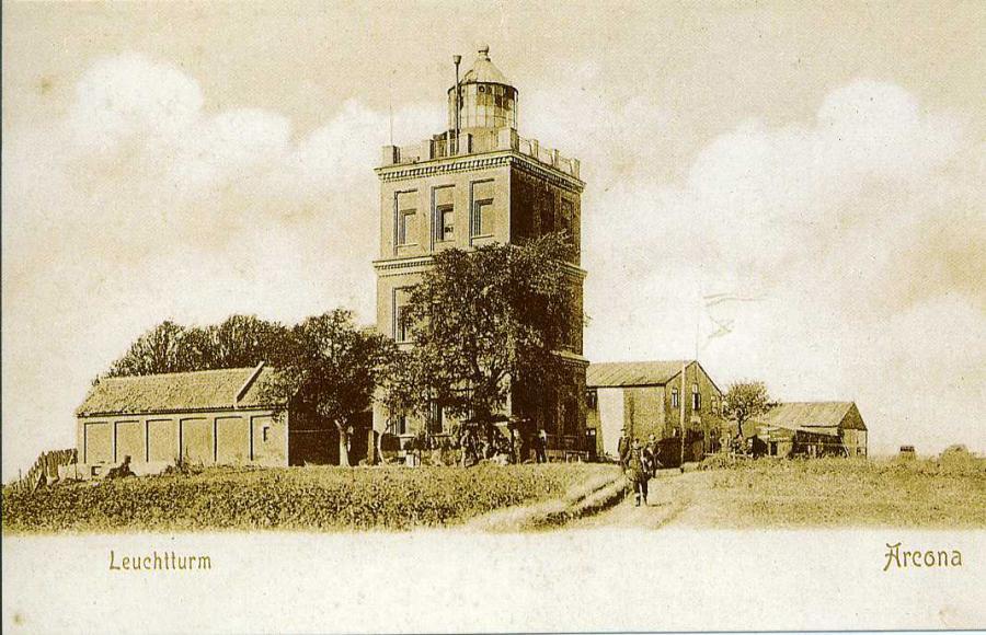 Leuchtturm Arcona
