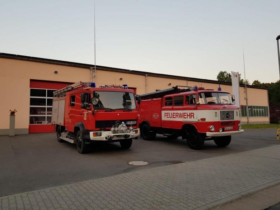LF16 alt und neu StFw Bad Gottleuba
