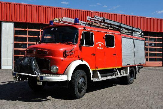 LF 16/TS – Löschgruppenfahrzeug