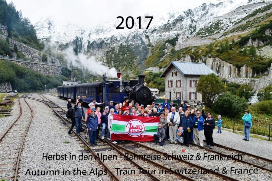 Schweiz und Frankeich 2017