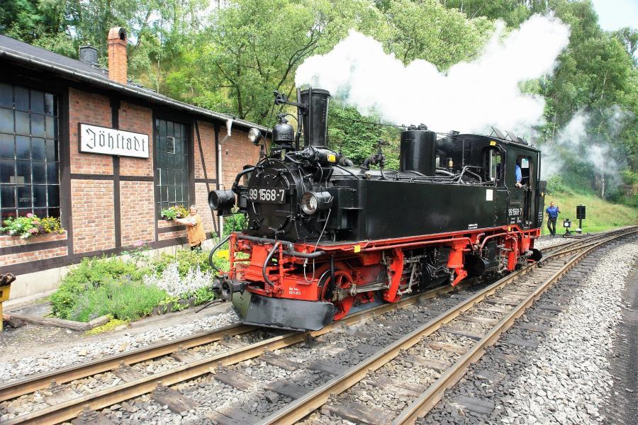Pressnitztalbahn Lok
