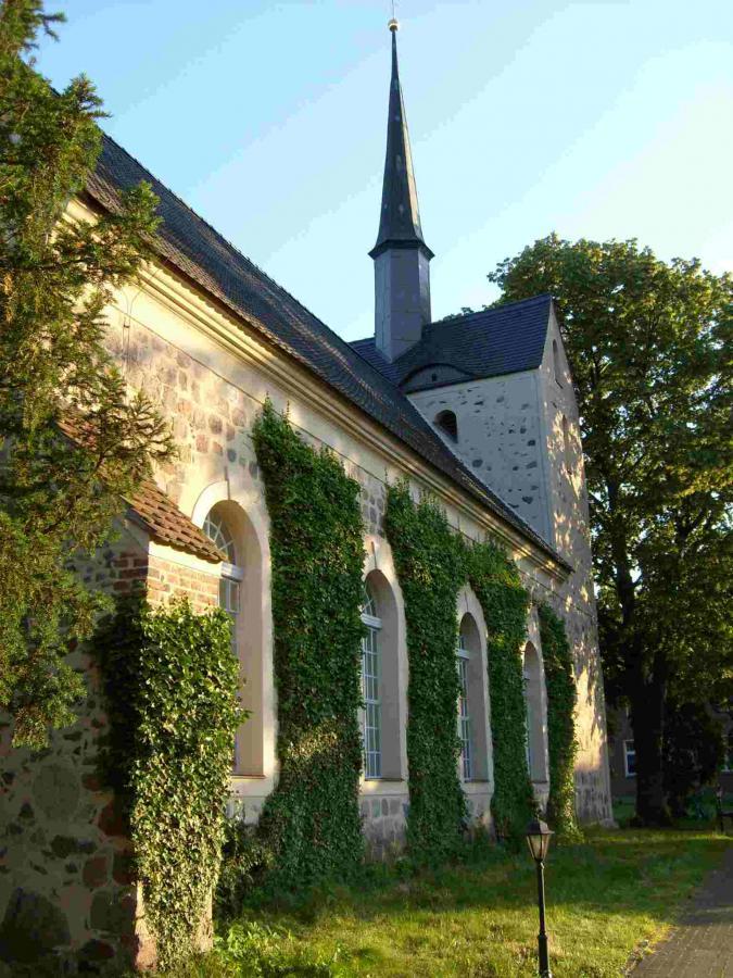 Langengrassauer Kirche