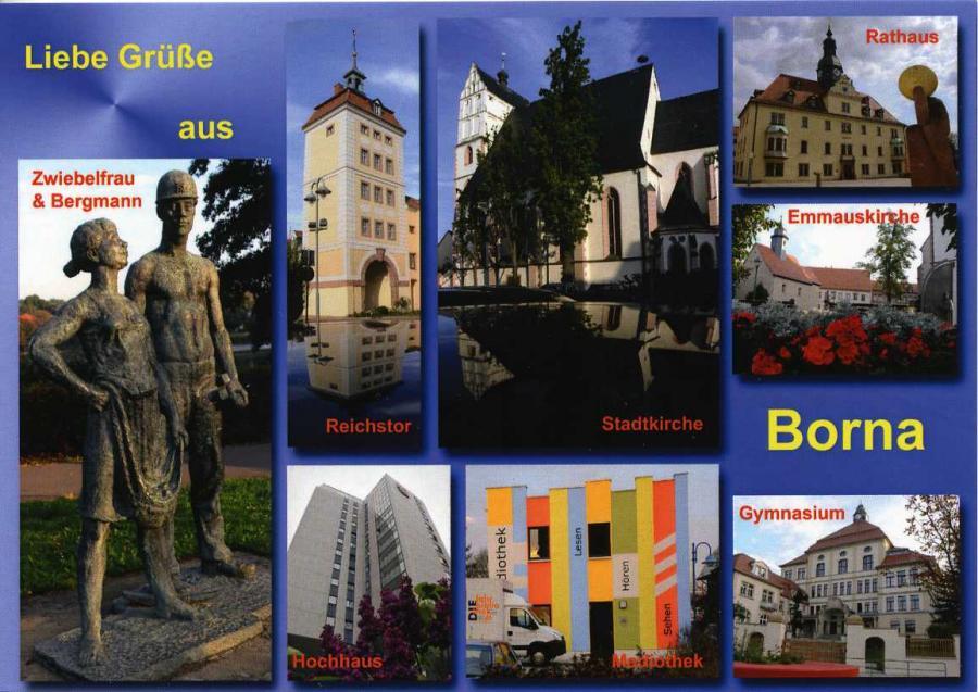 Liebe Grüße aus Borna E/2015/2