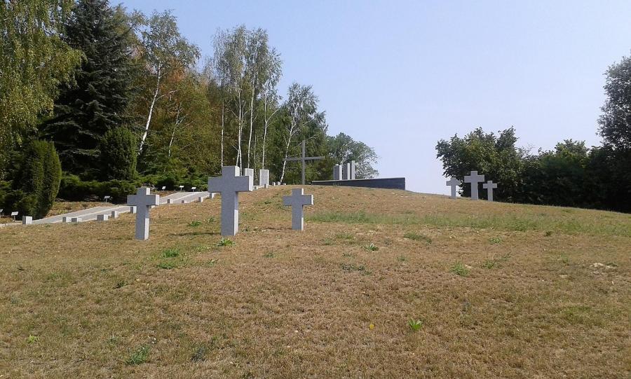 Kriegsgräberstätte Lietzen