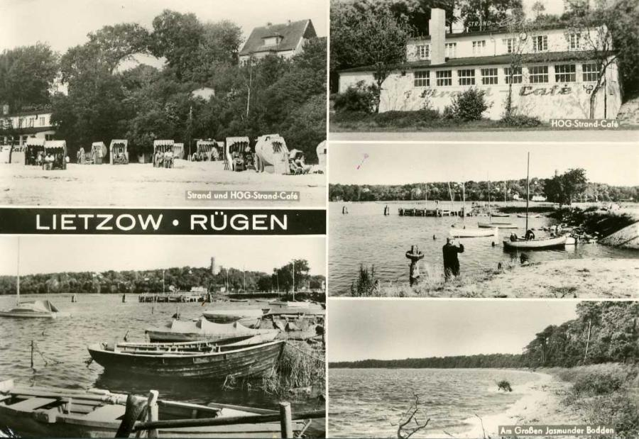 Lietzow - Rügen 1976