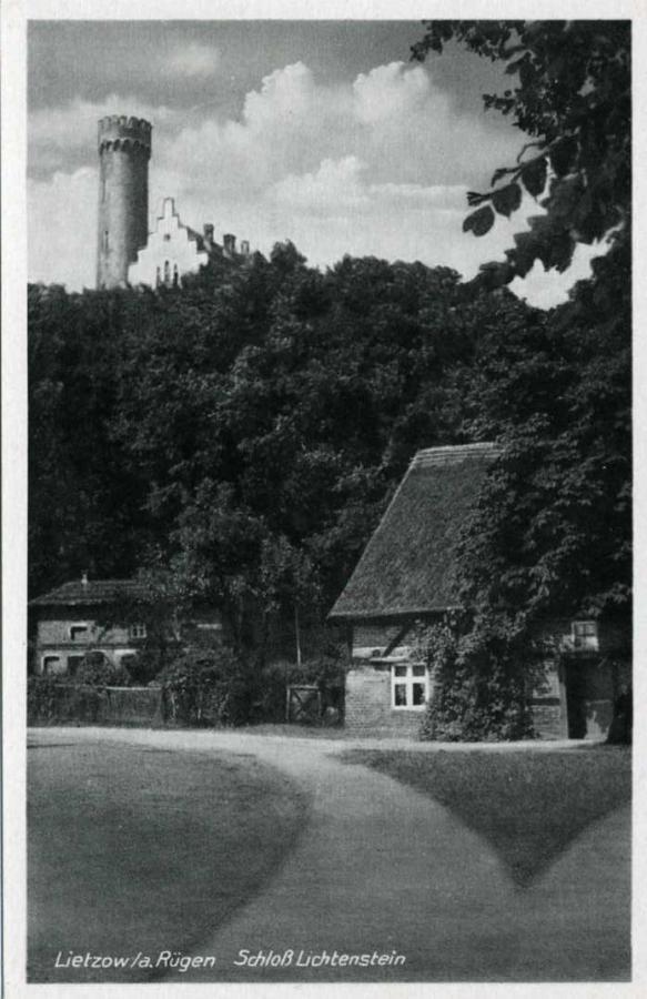 Lietzow Schloß Lichtenstein