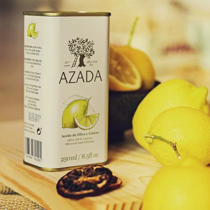 Limonenöl von Azada