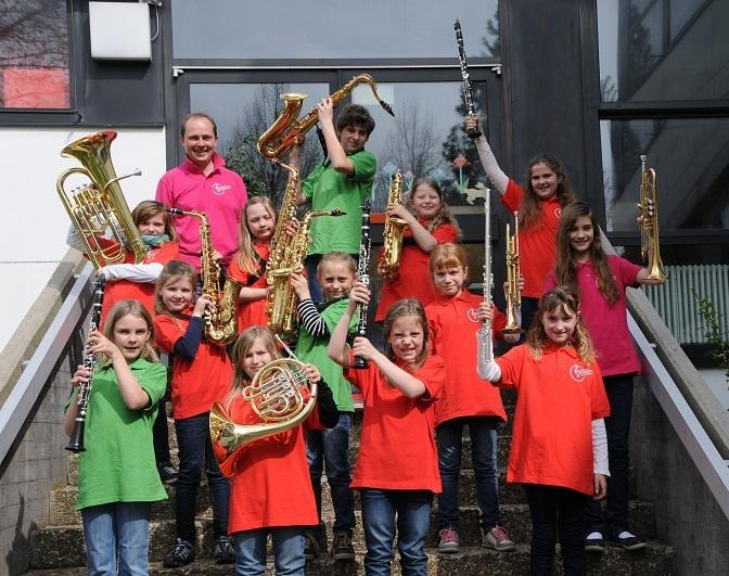 Bild Little Banda-Band