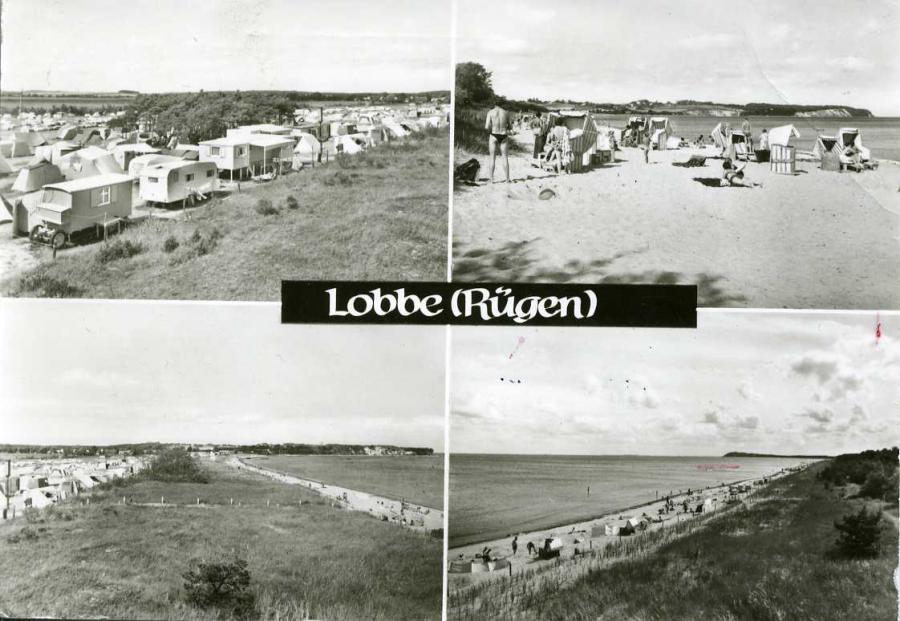 Lobbe Rügen 1982