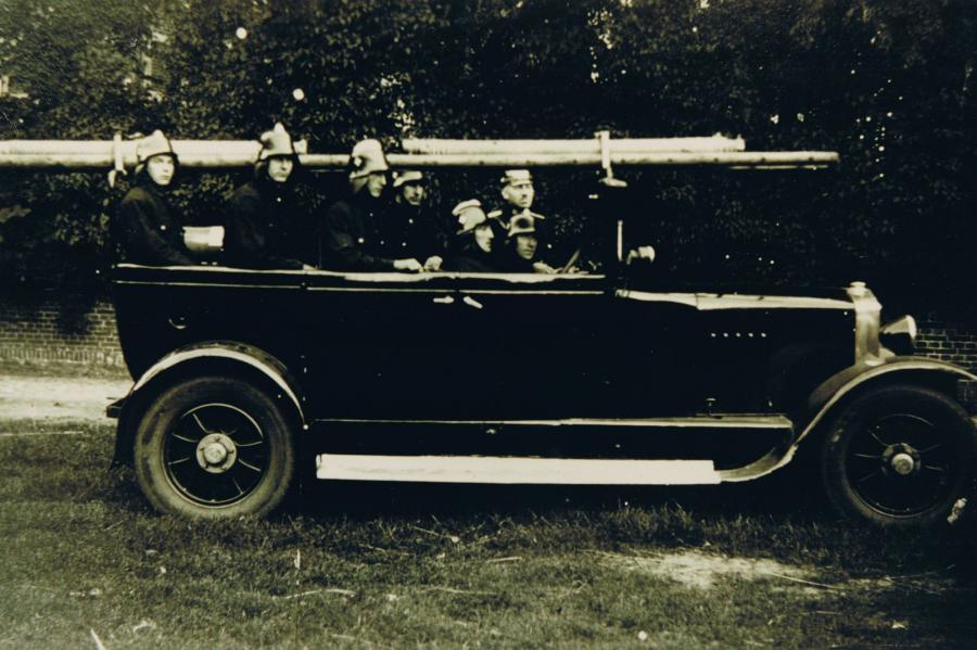 Löschfahrzeug von 1936