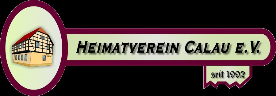Logo Heimatverein Calau
