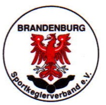 Logo Sportkeglerverband