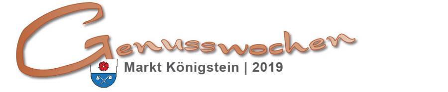Genusswochen Logo