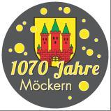 Logo 1070 Jahre Möckern