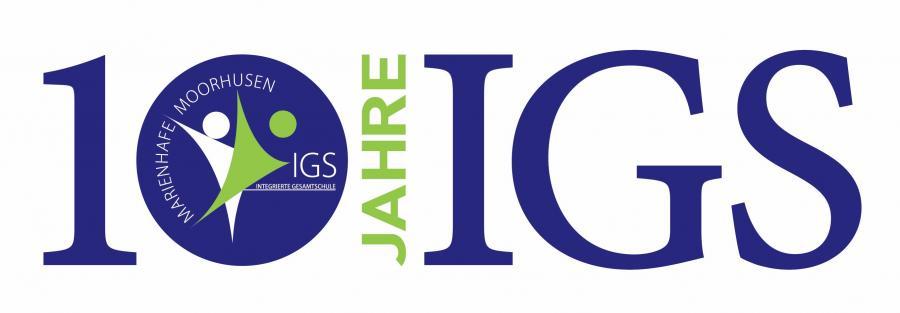 Logo 10 Jahre IGS