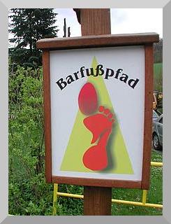Logo Barfußpfad