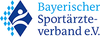 Logo des Bayerischen Sportärzteverbandes