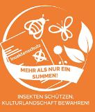 Logo Volksinitiative Bienensummen