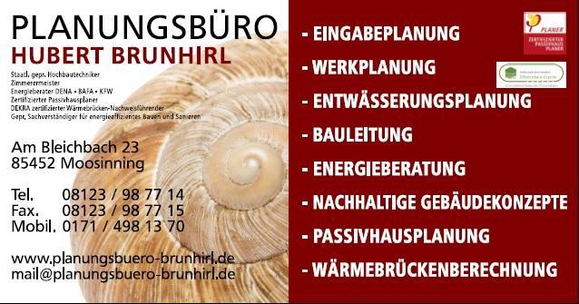 Planungsbüro Brunhirl Logo