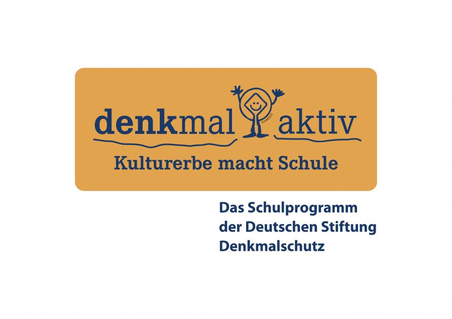 Logo denkmal aktiv