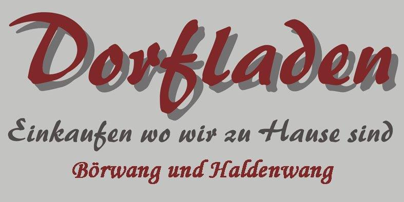 Dorfläden Börwang und Haldenwang