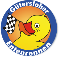Logo Gütersloher Entenrennen
