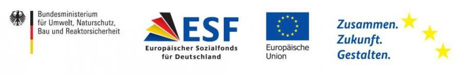 Logo ESF Bund