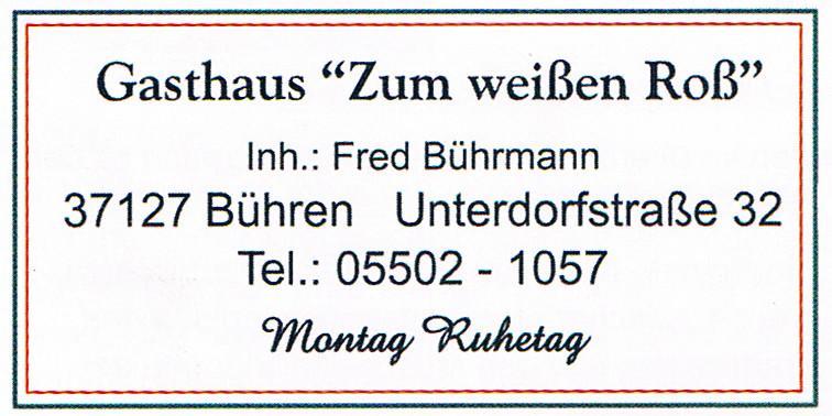 Gasthaus Bührmann