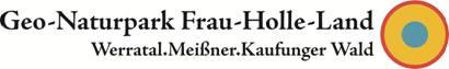 Logo Geo-Naturpark Frau-Holle-Land