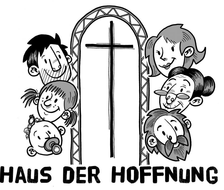 H- HdH Logo