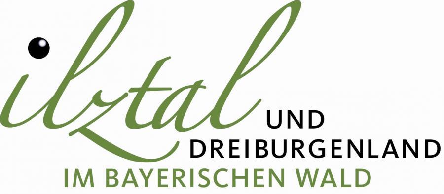 Logo Ilztal und Dreiburgenland grün