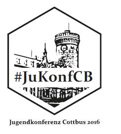 2. Jugendkonferenz Cottbus - Logo