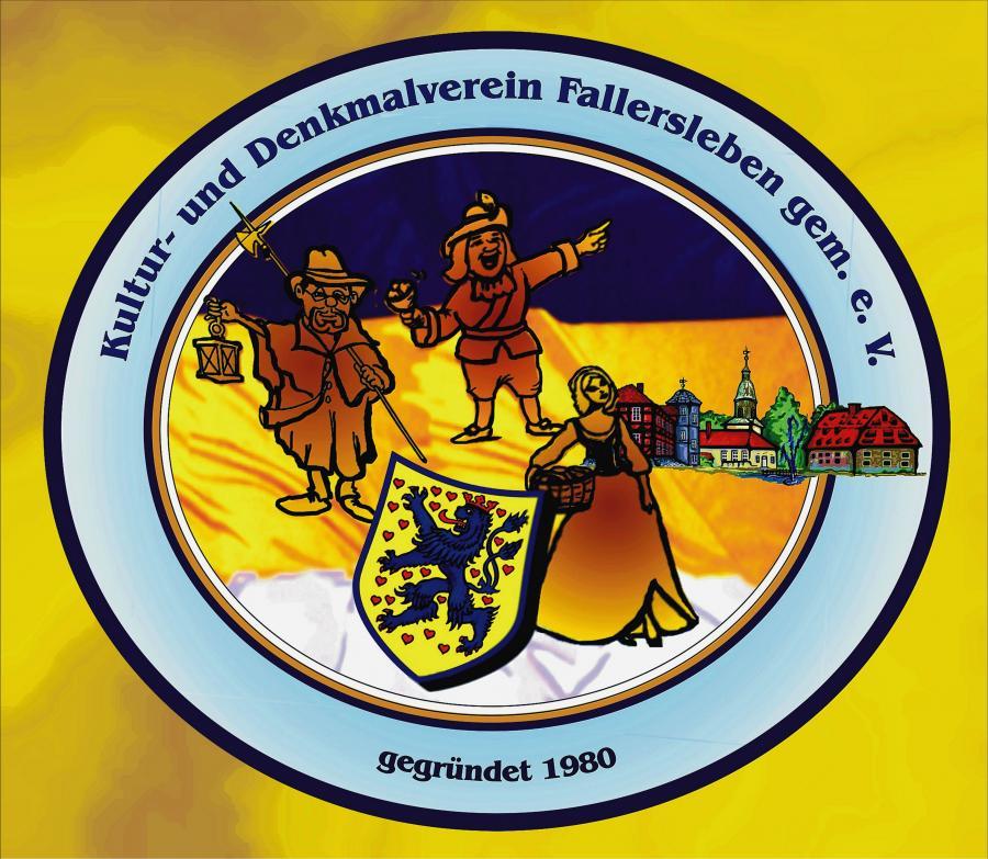 Logo Kultur- und Denkmalverein Fallersleben gem. e.V.