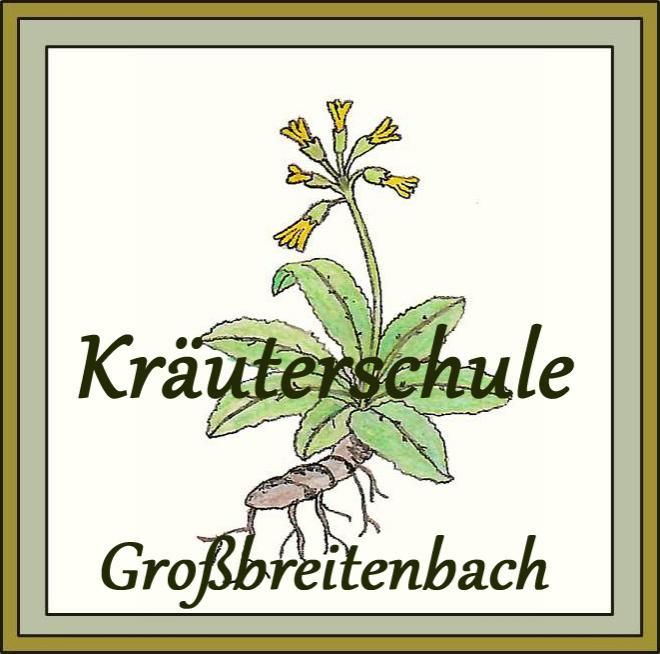 Kräuterschule Großbreitenbach Logo