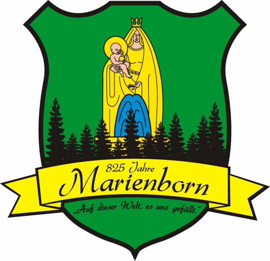 Logo - 825 Jahre Marienborn