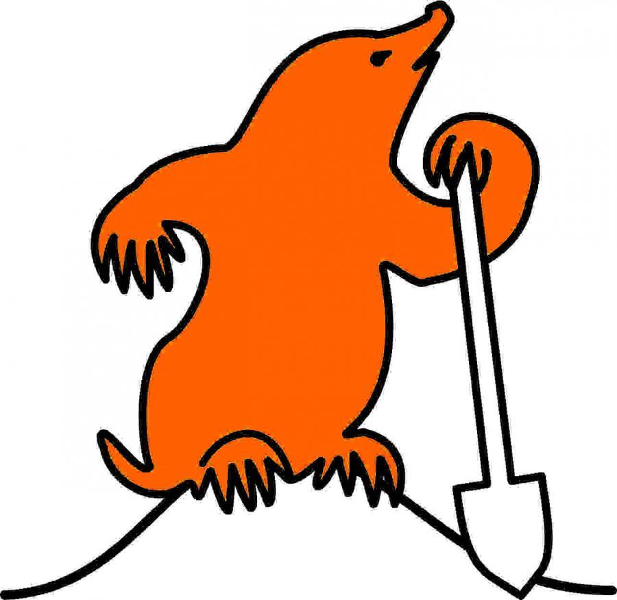 Logo Maulwurf