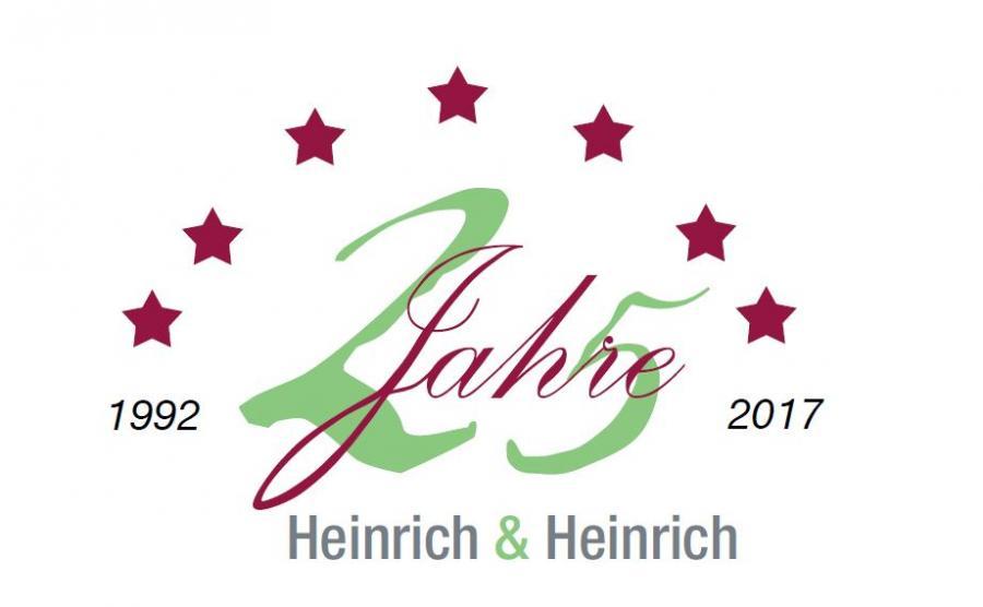 25 Jahre Heinrich&Heinrich