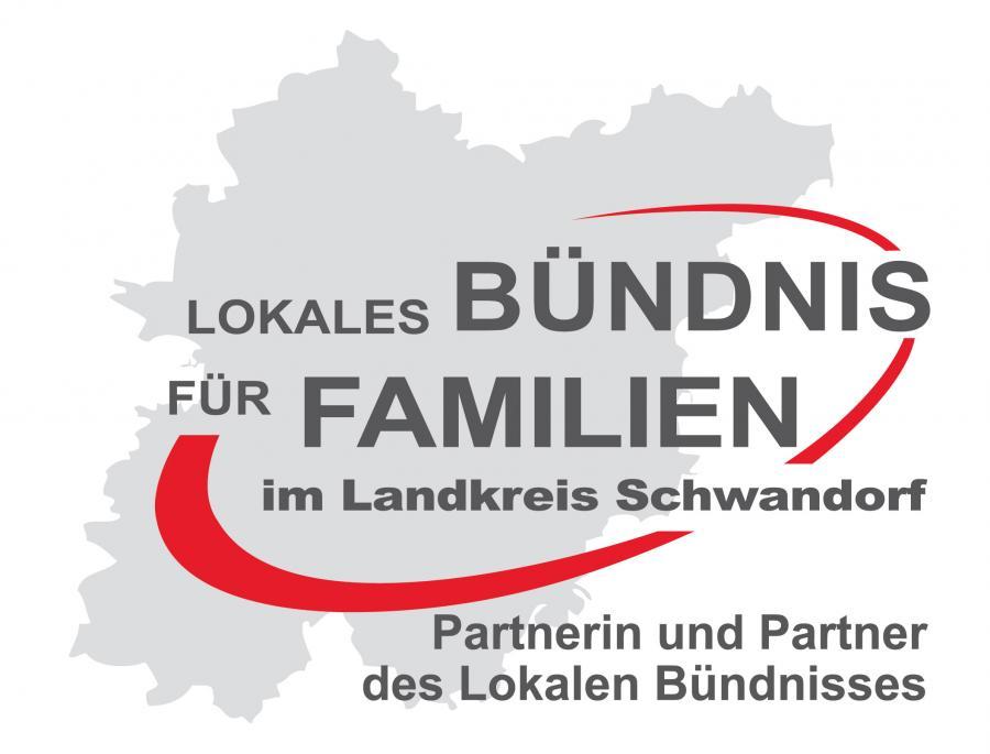 Logo lokales Bündnis für Familien im Landkreis Schwandorf