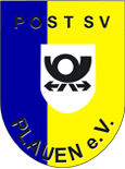 Post SV Plauen-Logo
