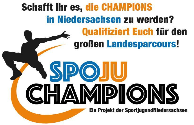 Logo SpoJu-Champions