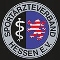Logo des Sportärzteverbandes Hessen