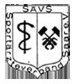 Logo des Sportärzteverbandes Saar
