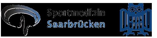 Logo der Sportmedizin der Universität Saarbrücken