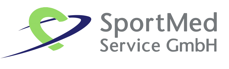Logo der SportMedService GmbH